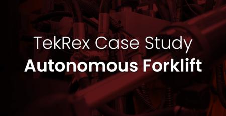 Autonomous Forklift Case Study Header